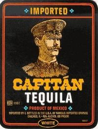 Capitan Tequila White 80@